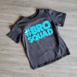 ➡️5/$20⬅️ Brother Toddler Bro Squad Sibling Tee